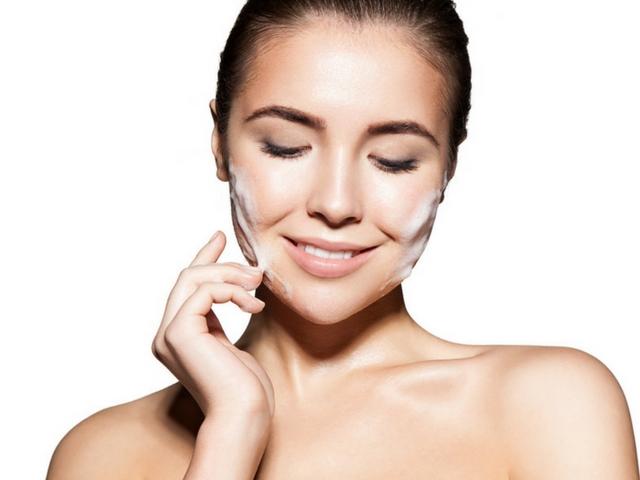 čišćenje lica, ten, akne