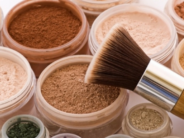 pandhy's mineralni puder