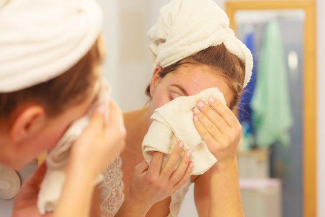 umivanje, lice, čišćenje