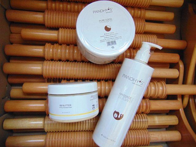 maslac za masažu, kofeinski gel, celulit