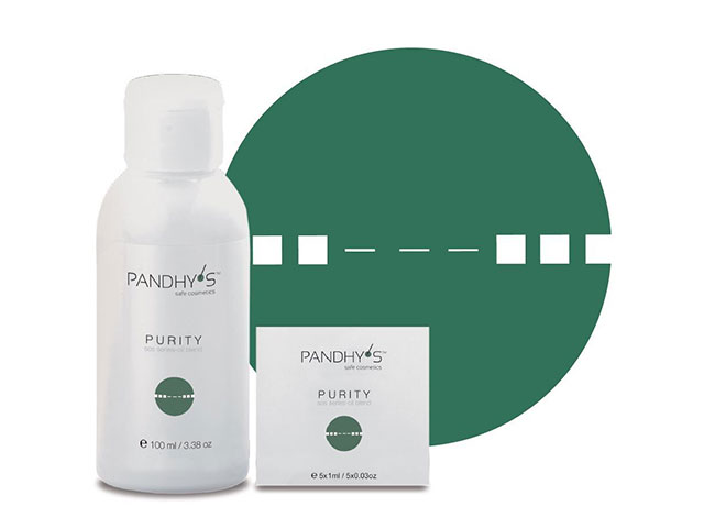 Pandhy's Purity ulje – za njegu nečiste kože i upaljene kože